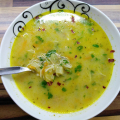 Супа с месо от петел