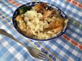 Ориз с патешки маншони