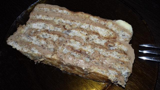 Лесна домашна шоко торта