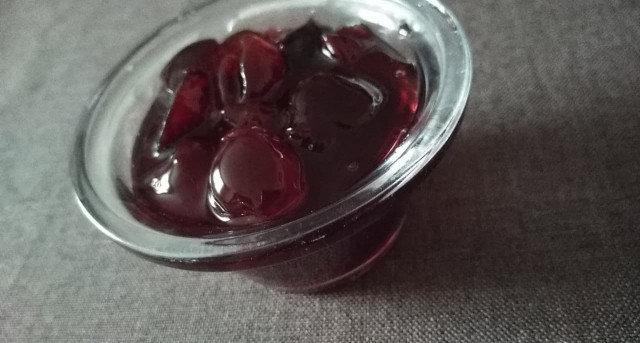 Сладко от череши с ром
