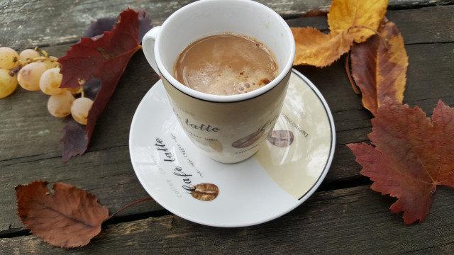 Мраморно кафе