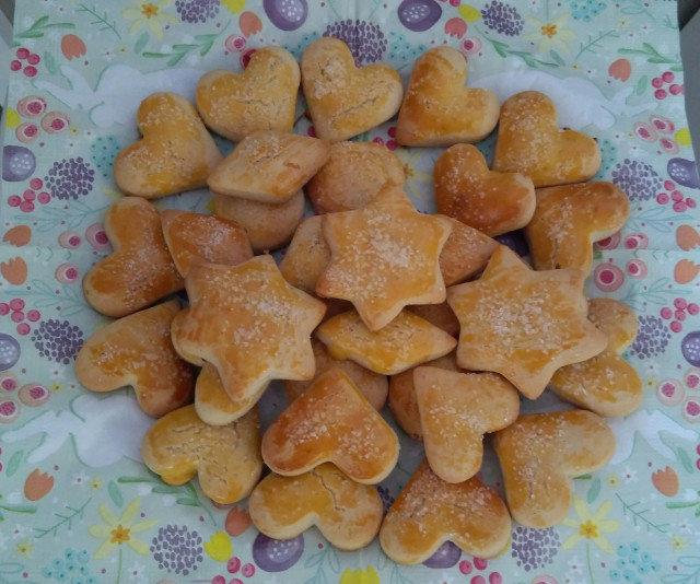 Великденски курабии с типово брашно
