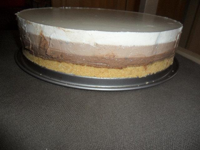 Торта Троен Шоколад