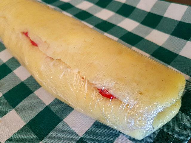 Картофено руло със спанак - Йорданка Ковачева