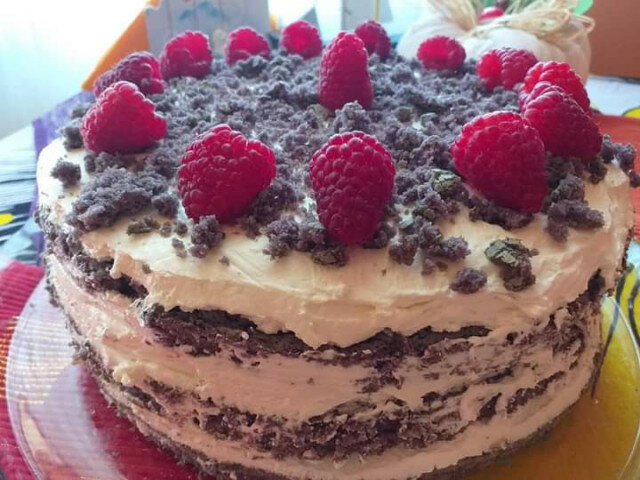 Оригинална рецепта за торта Червено кадифе